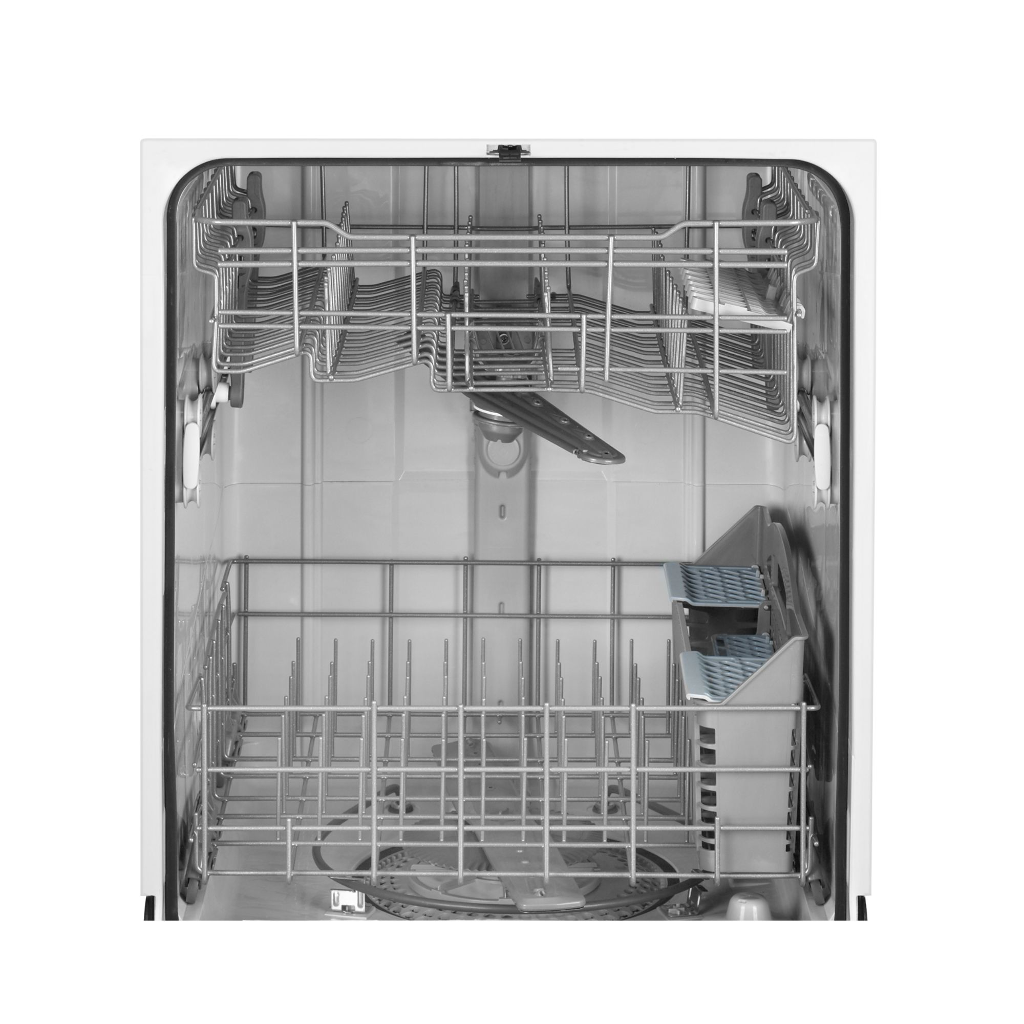 "Maytag 24"" Jetclean® Plus Dishwasher w/ Steam Sanitize - Black"