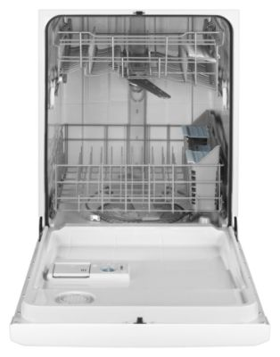 "Maytag 24"" Jetclean® Plus Dishwasher w/ Steam Sanitize - White"