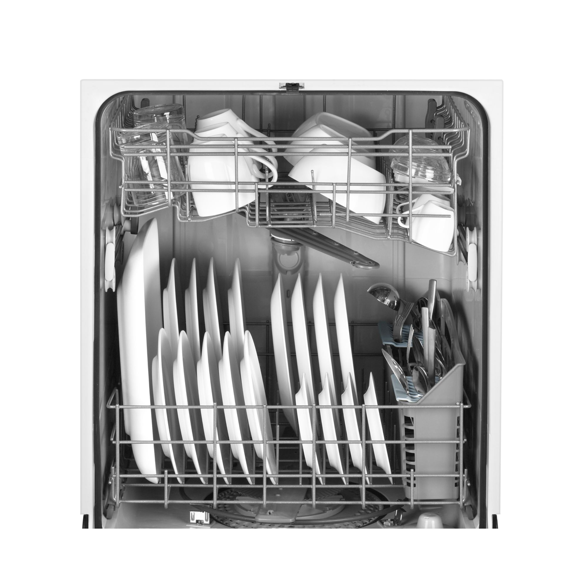 "Maytag 24"" Jetclean® Plus Dishwasher w/ Stainless Steel Tub - Bisque"