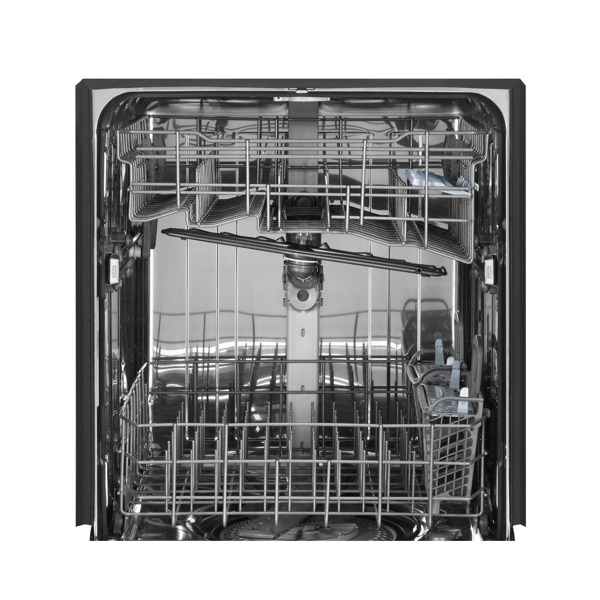 "Maytag 24"" Jetclean® Plus Dishwasher w/ Fully Integrated Controls - Black"