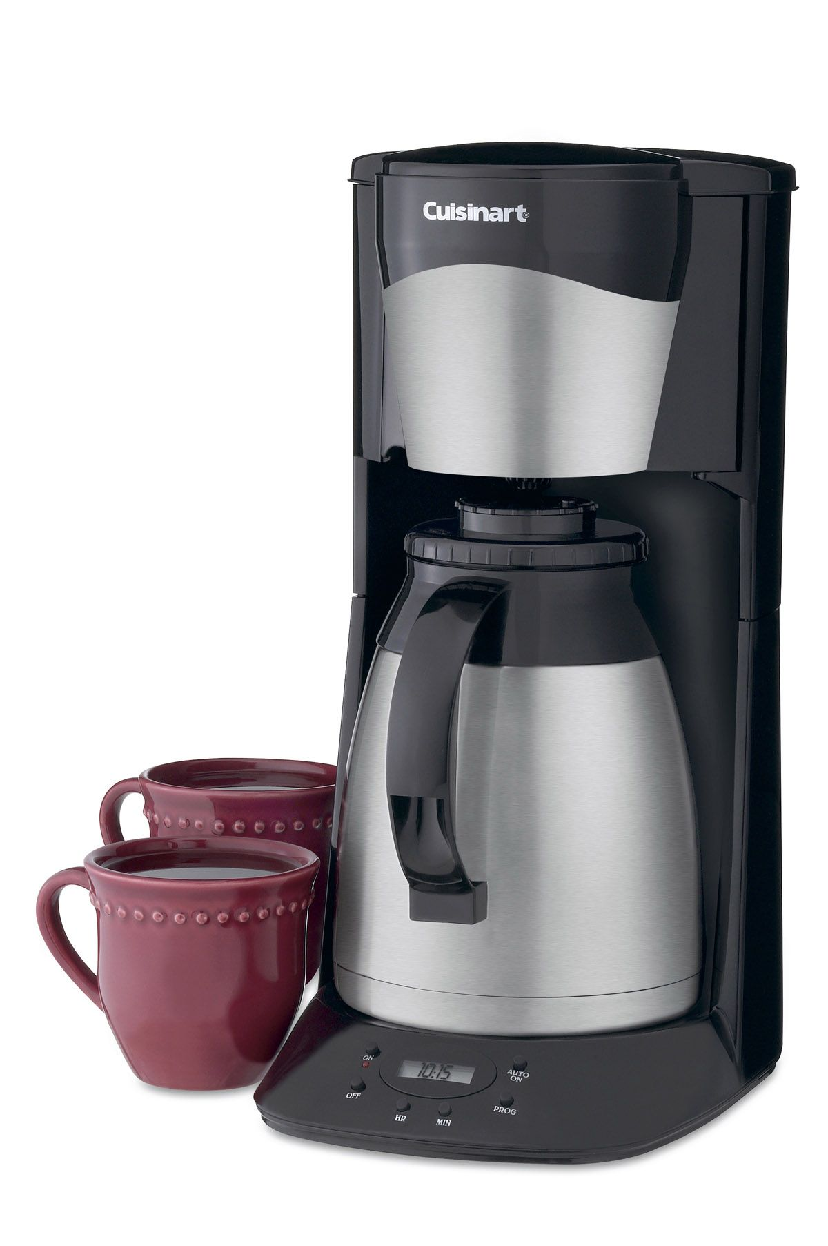 Cuisinart DTC-975BKN 12-Cup Programmable Thermal Coffeemaker