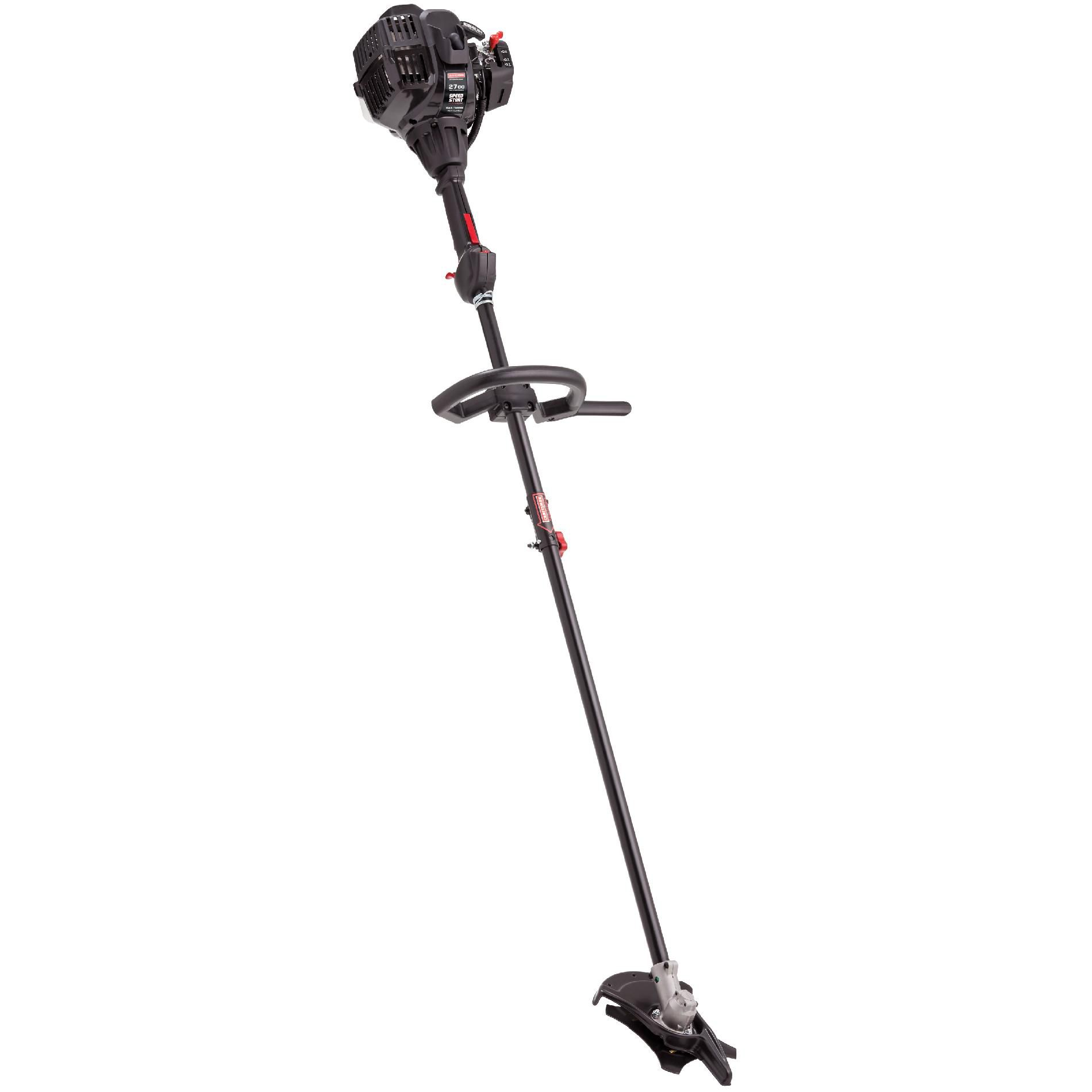 Craftsman Gas Brush Cutter BushWacker™ 27cc* 2-Cycle Straight Shaft