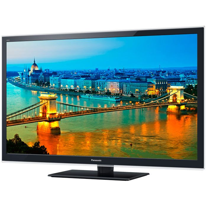 "Panasonic 55"" Smart Viera® ET5 Series 3D LED HDTV - TC-L55ET5 w/ 4 pairs of 3D glasses"