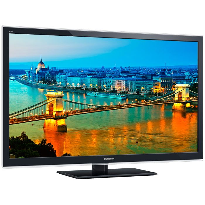 "Panasonic 55"" Smart Viera® ET5 Series 3D LED HDTV - TC-L55ET5 w/ 4 pairs of 3D glasses"