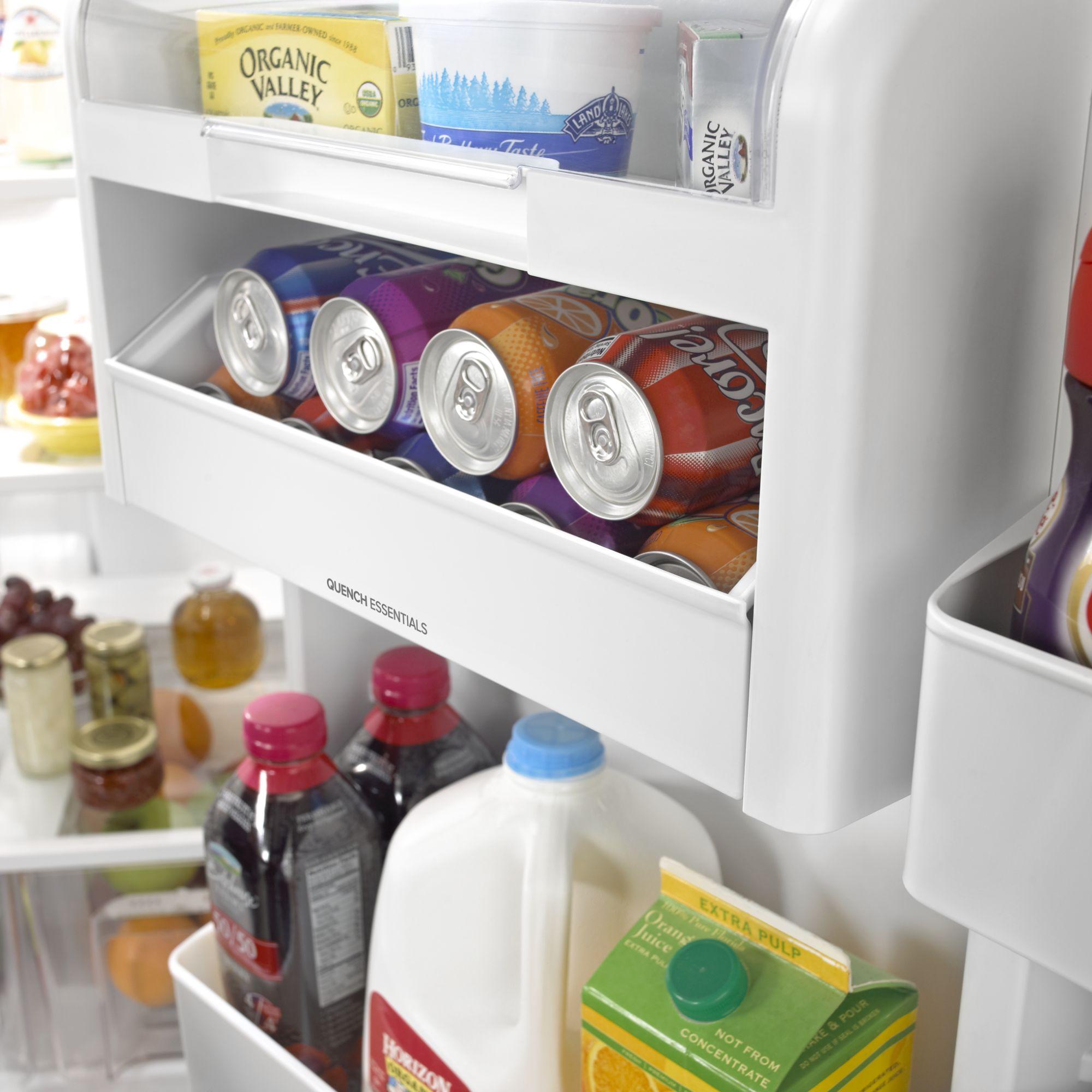 Amana 21 cu. ft. Top-Freezer Refrigerator - Black