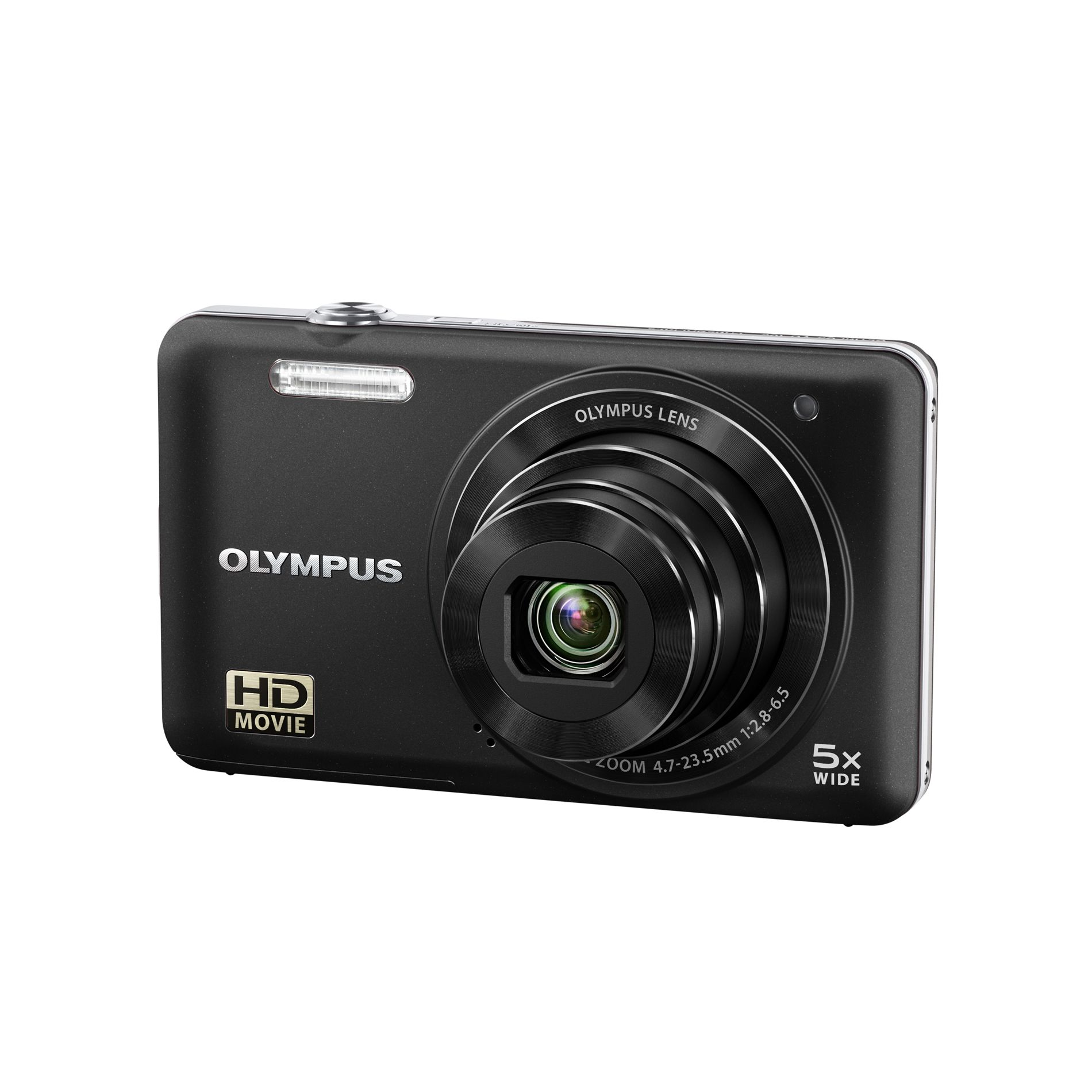 Olympus VG-160 Digital Camera - Black