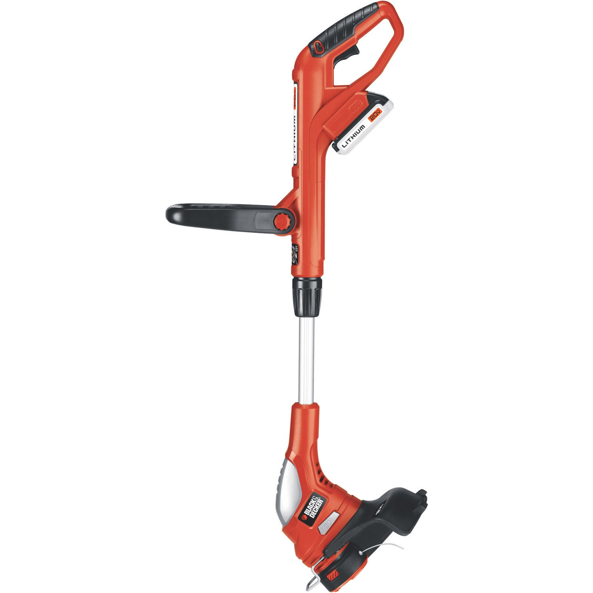 Black & Decker 20V Lithium Cordless Trimmer/Edger