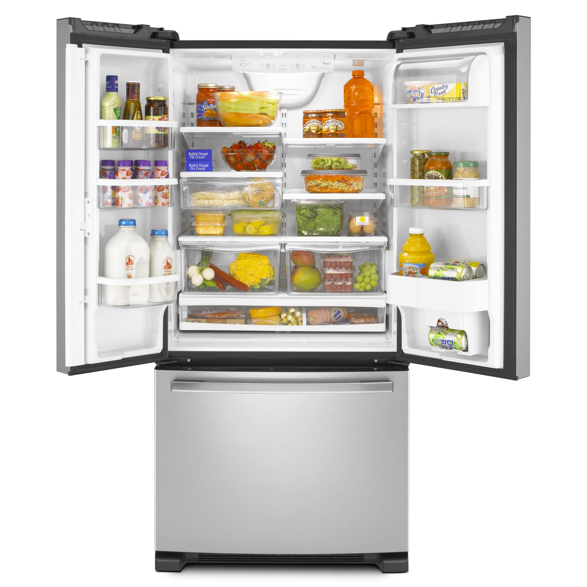 Whirlpool Gold 24.8 cu. ft. French-Door Refrigerator w/Ice Maker