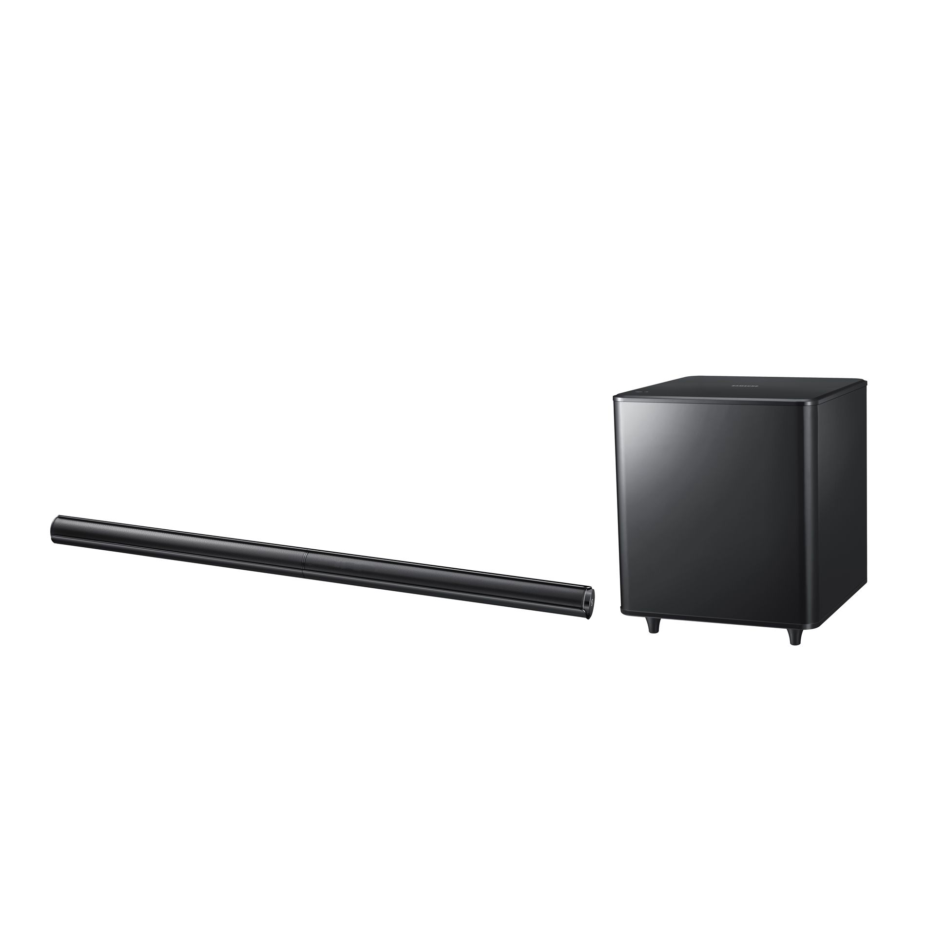 "Samsung 46"" Convertible Sound Bar with Wireless Subwoofer HW-E550"