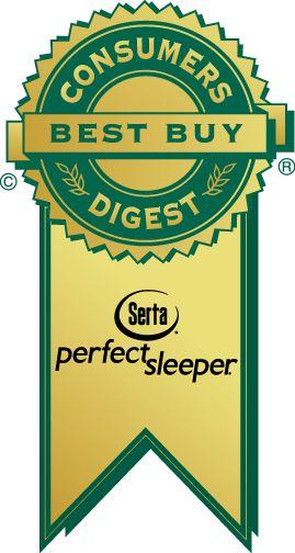 Serta Metallic II Super Pillow Top Firm King Mattress Only