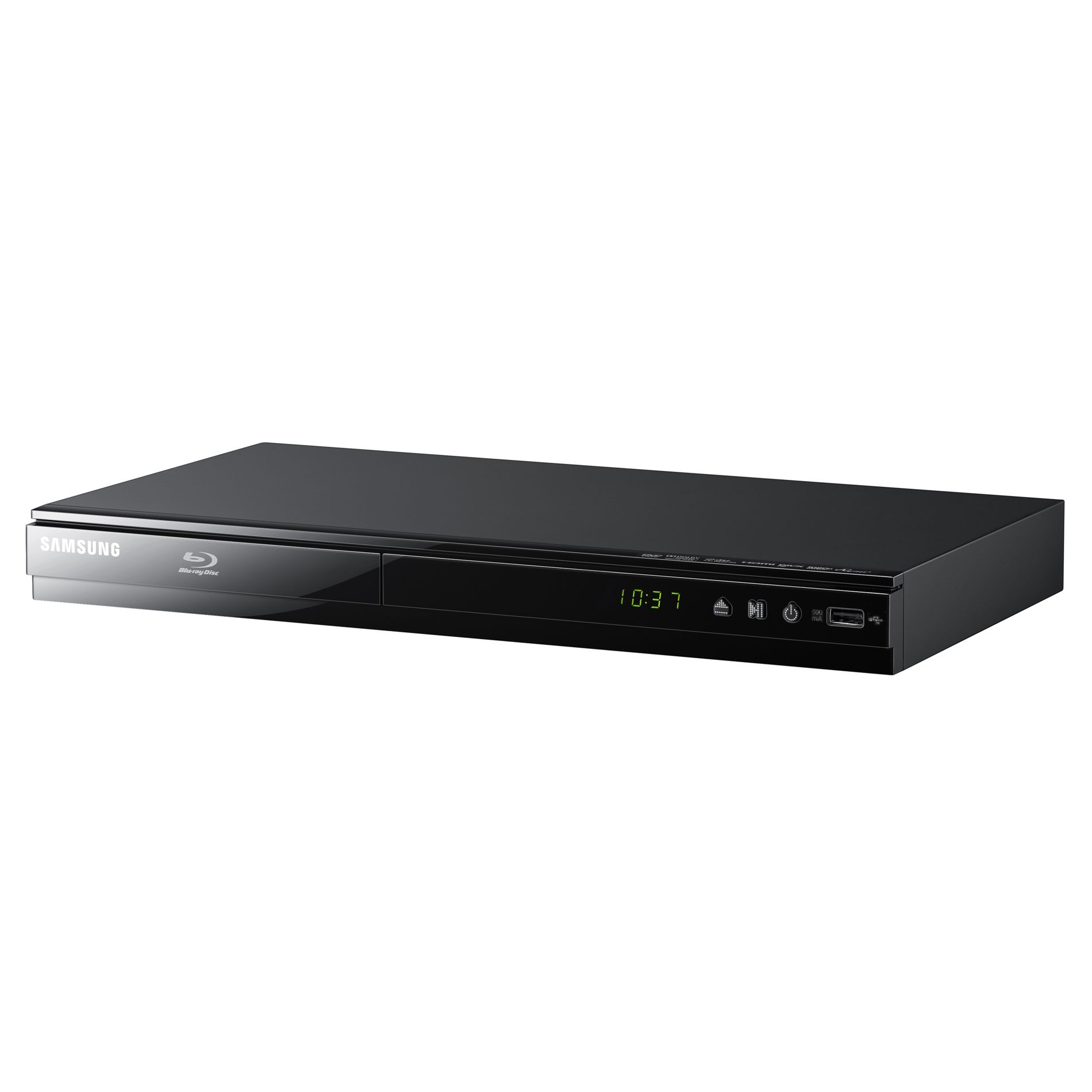 Samsung Blu-ray Disc® Player with Apps Built-in for Streaming BD-E5300