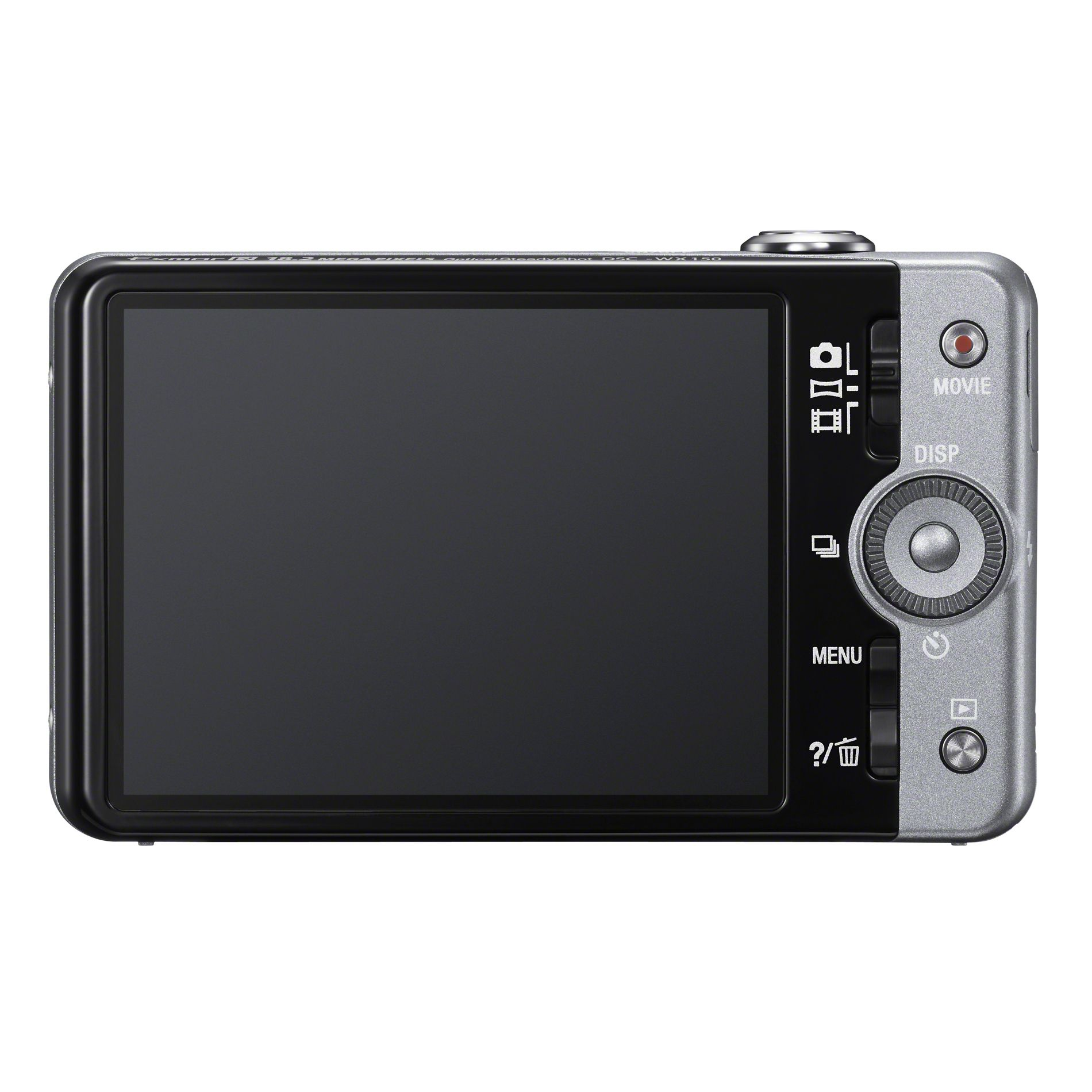 Sony DSC-WX150 Cyber-Shot® Digital Camera - Silver