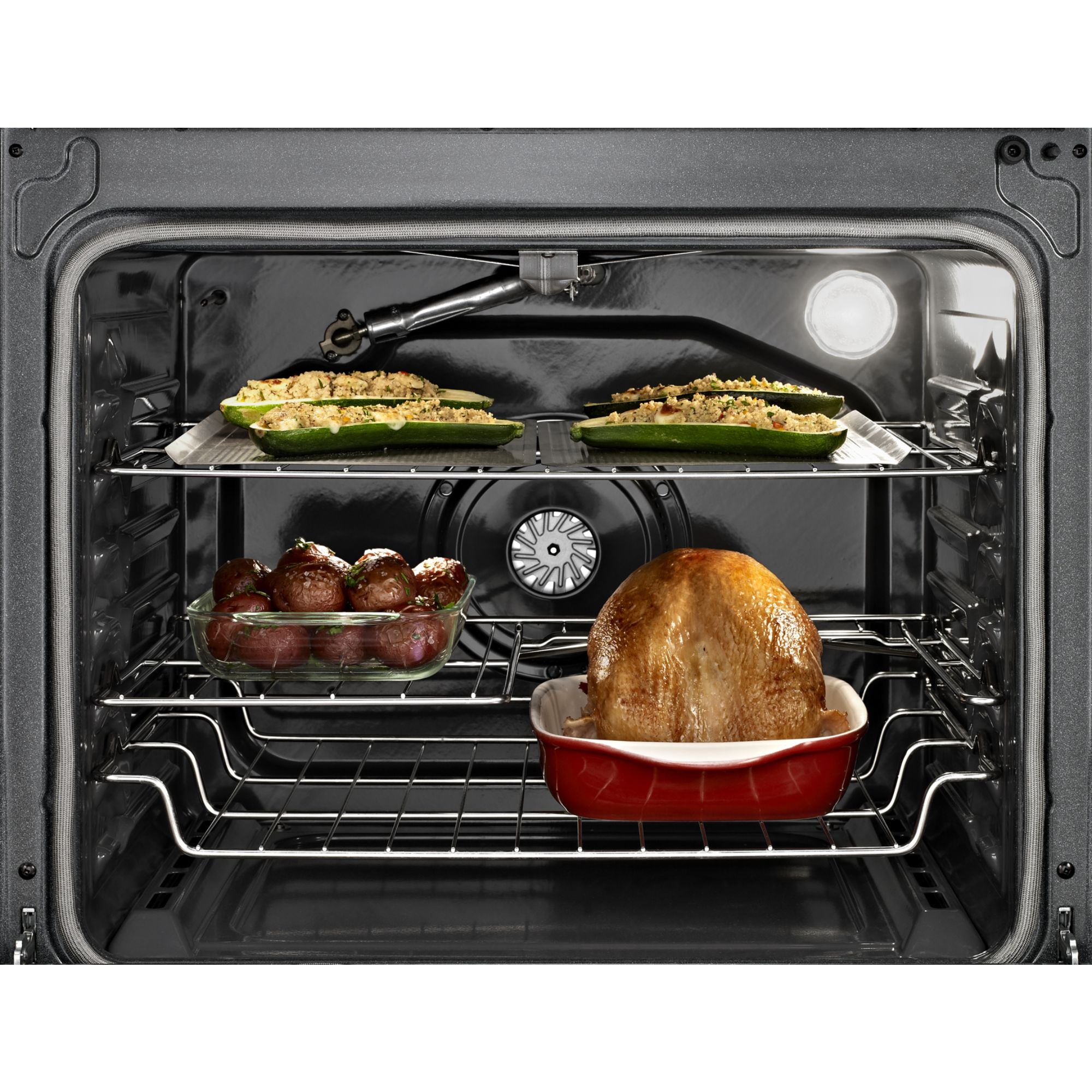 Whirlpool 5.8 cu. ft. Freestanding Gas Range w/ Rapid Preheat - Black Ice