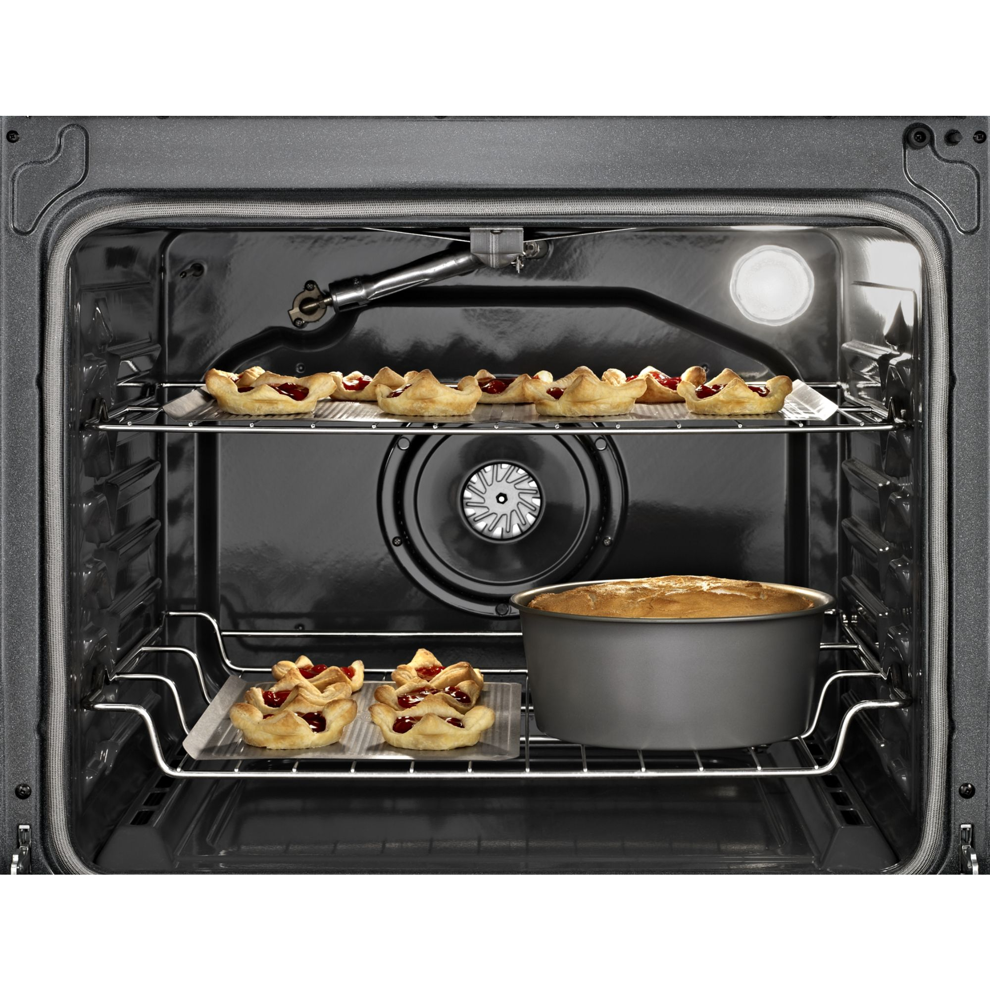 Whirlpool 5.8 cu. ft.  Freestanding Gas Range w/ AquaLift™ Self-Clean Technology - Black