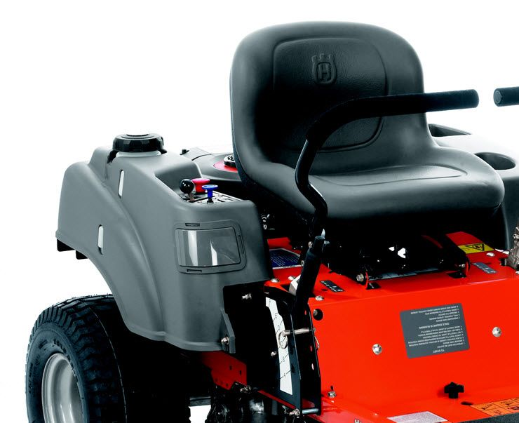 Husqvarna 54 In. Kohler 24HP Gas Powered Zero Turn Riding Lawn Mower