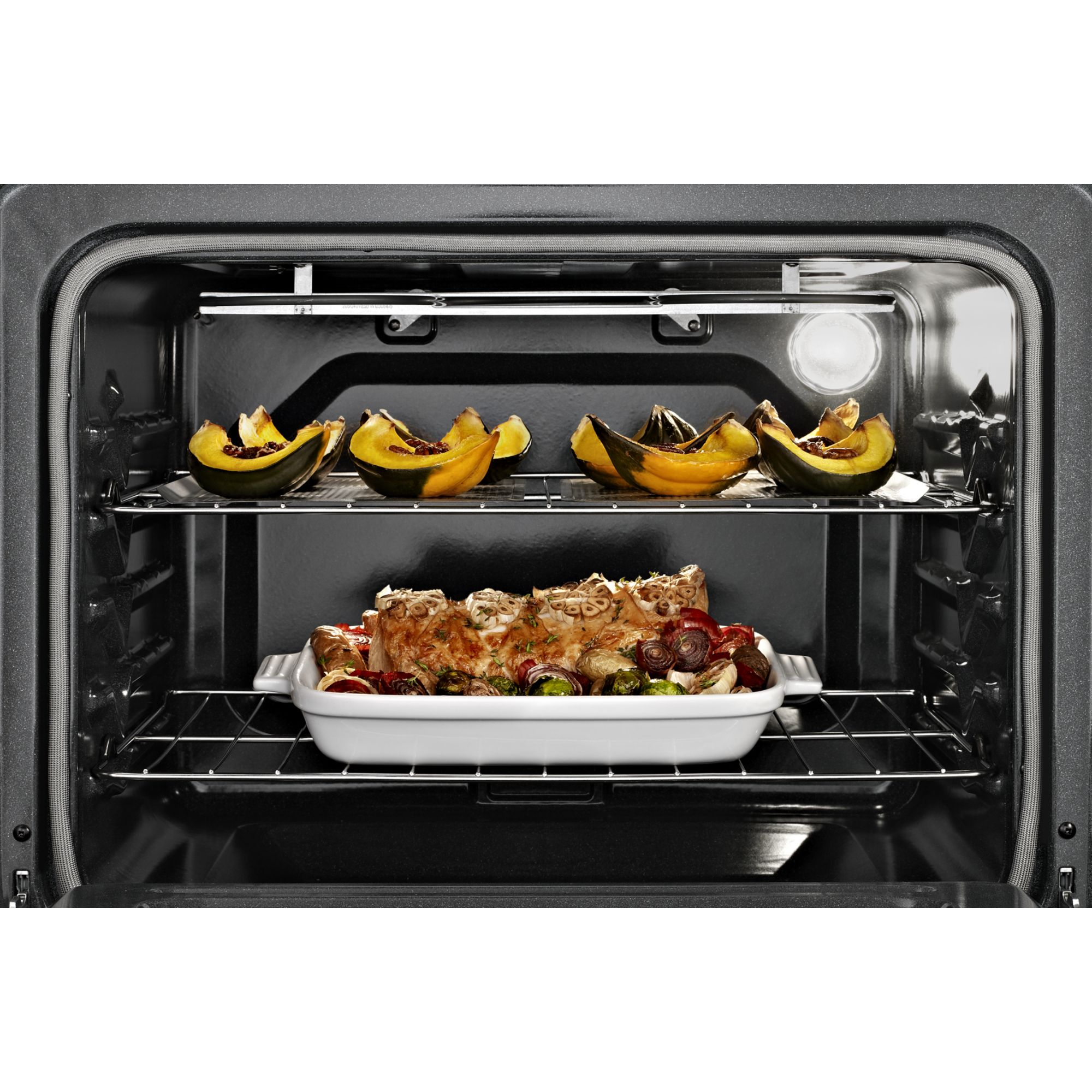"""Whirlpool 30"""" Freestanding Electric Range w/ Dual Radiant Element - Stainless Steel"""