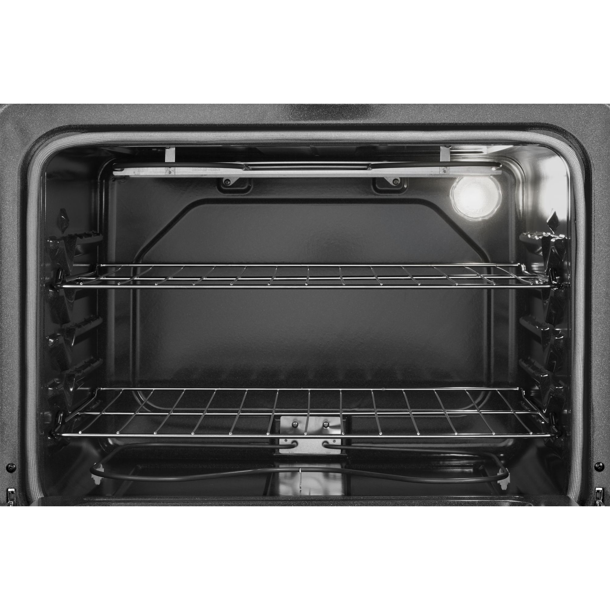 Whirlpool 4.8 cu. ft. Freestanding Electric Range w/ AccuBake® Temp. Management System - Black WFC310S0AB