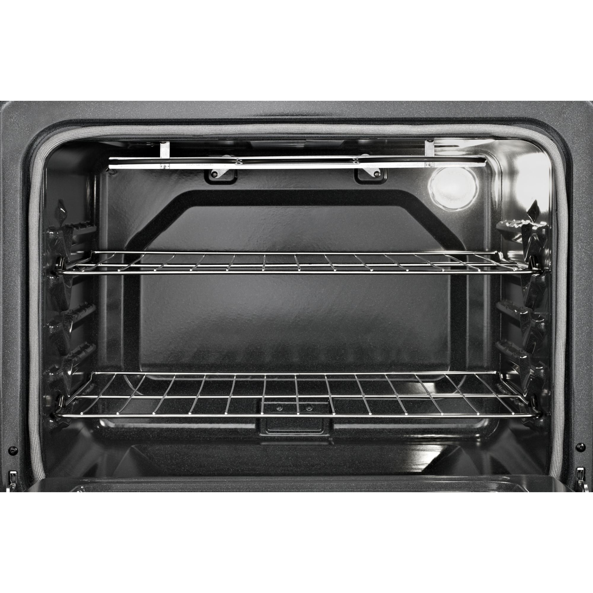 Whirlpool 5.3 cu. ft. Electric Range w/ SteamClean Option - Black