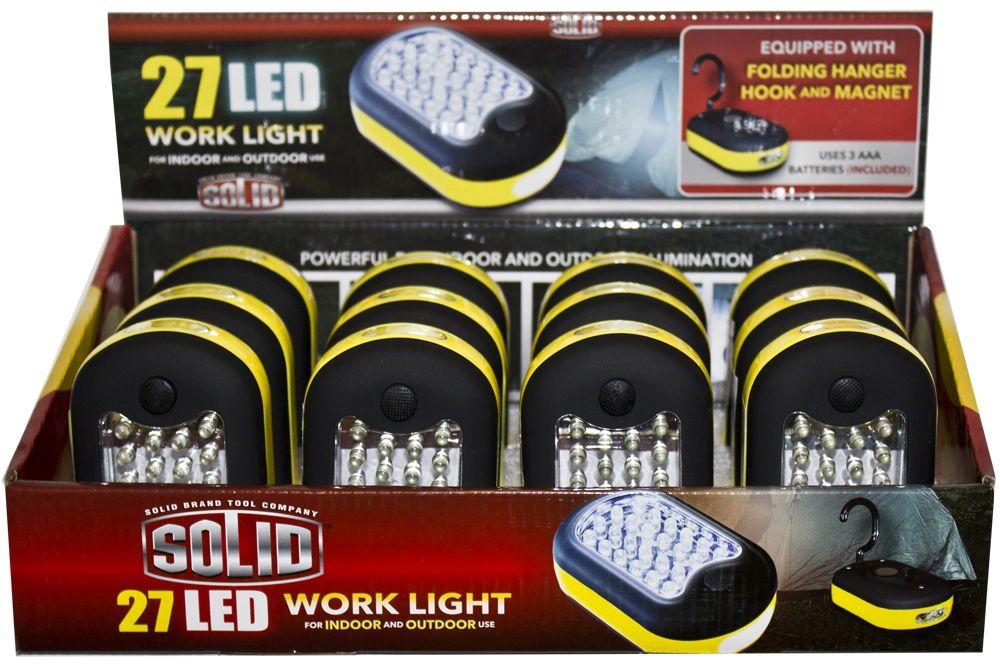 I-Zoom 27 LED Worklight