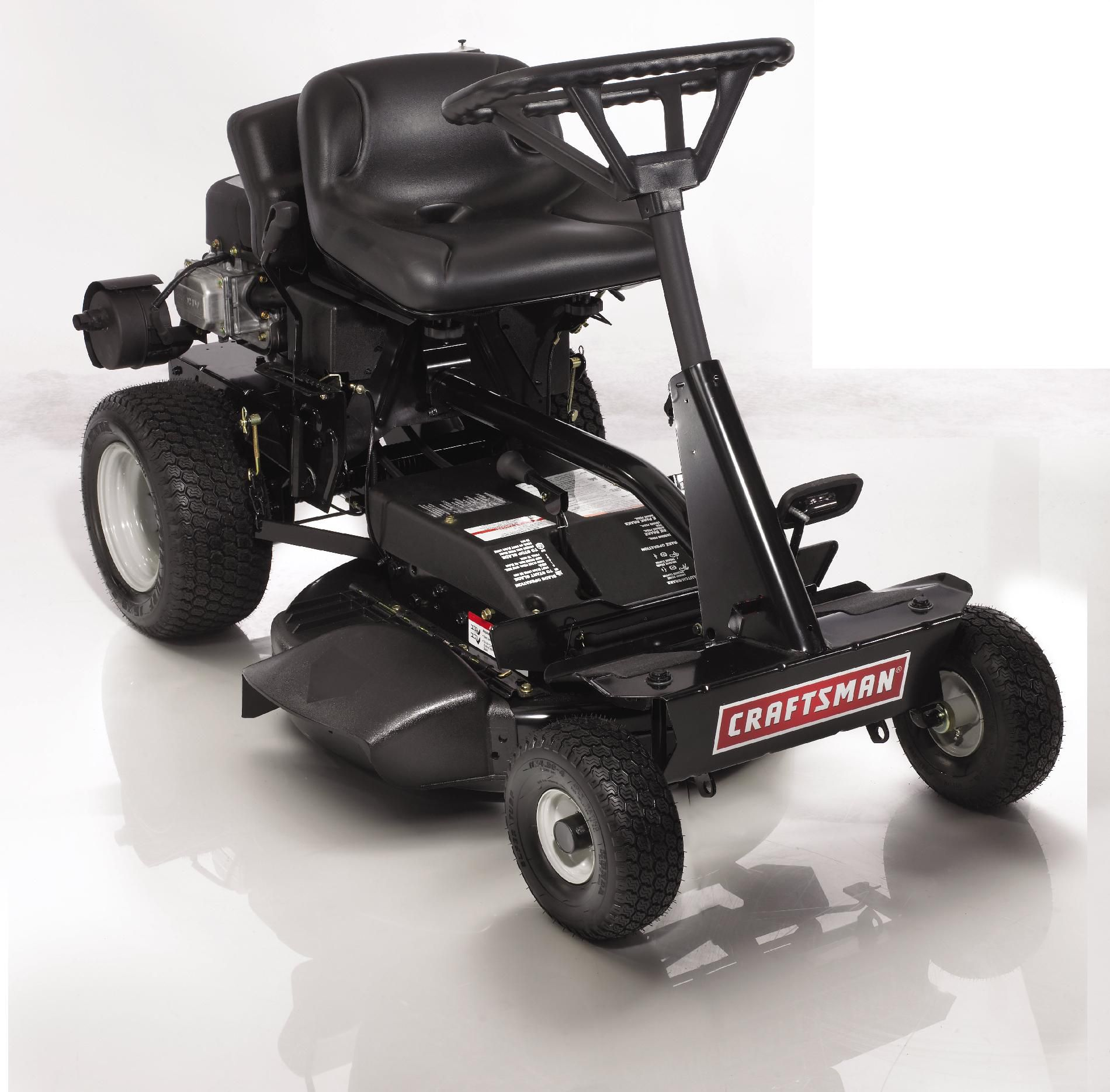 Craftsman 28 In. Briggs & Stratton 12.5 Hp Riding Lawn Tractor Non CA