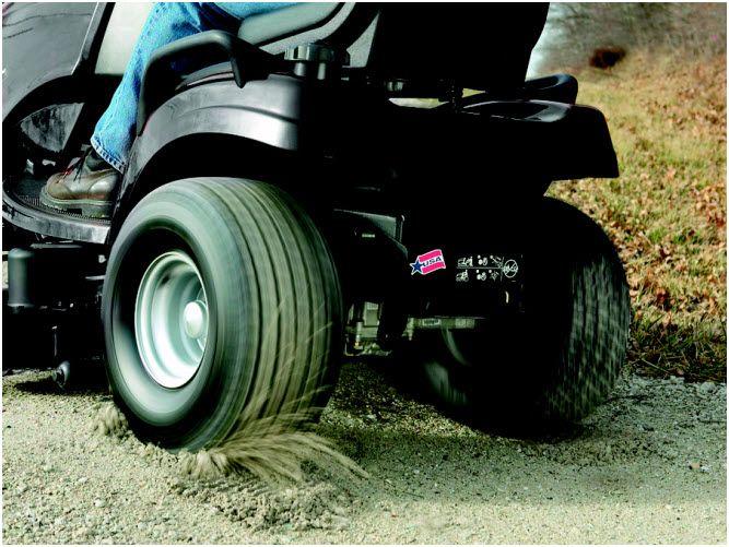 """Craftsman CTX9500 52"""" Garden Tractor 50 States"""
