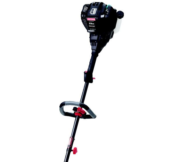 Craftsman WeedWacker™ Gas Trimmer 29cc* 4-Cycle Straight Shaft