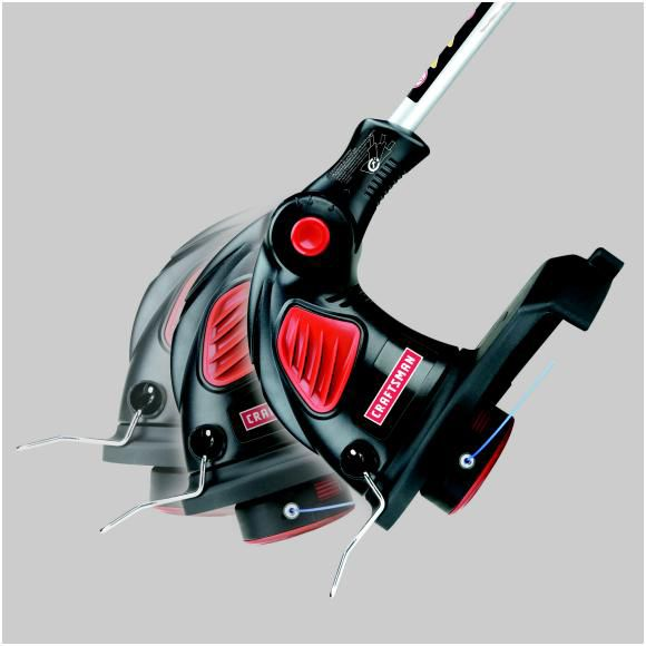 """Craftsman 15"""" 5.5 Amp Electric Weed Trimmer"""