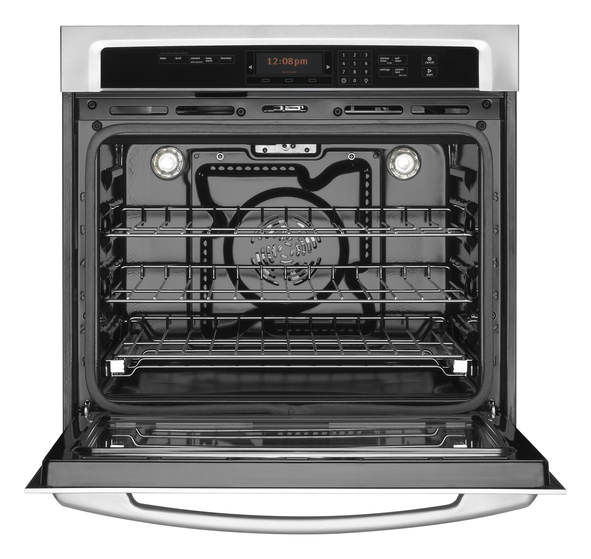 "Maytag 30"" Electric Wall Oven w/ Power Preheat - Stainless Steel"
