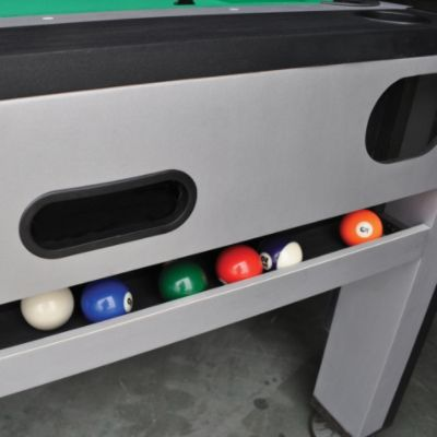 East Point Sports 7ft 3-in-1 Swivel Game Table
