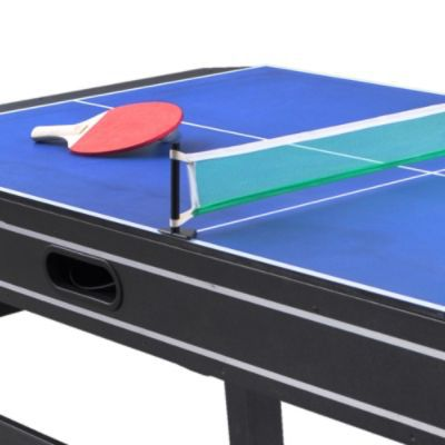 East Point Sports 6FT 4-in-1 Swivel Game Table