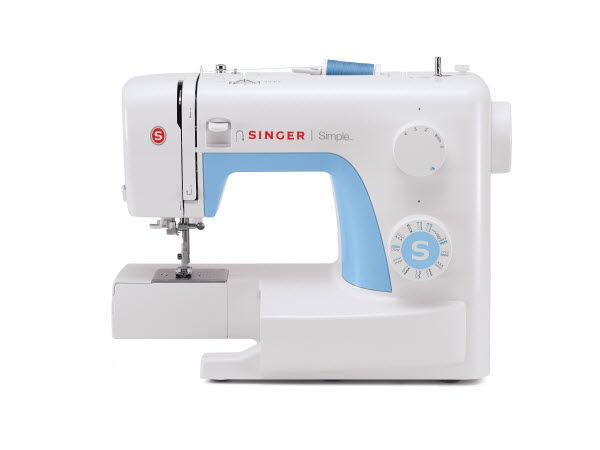 Singer Basic 21-Stitch Simple Sewing Machine