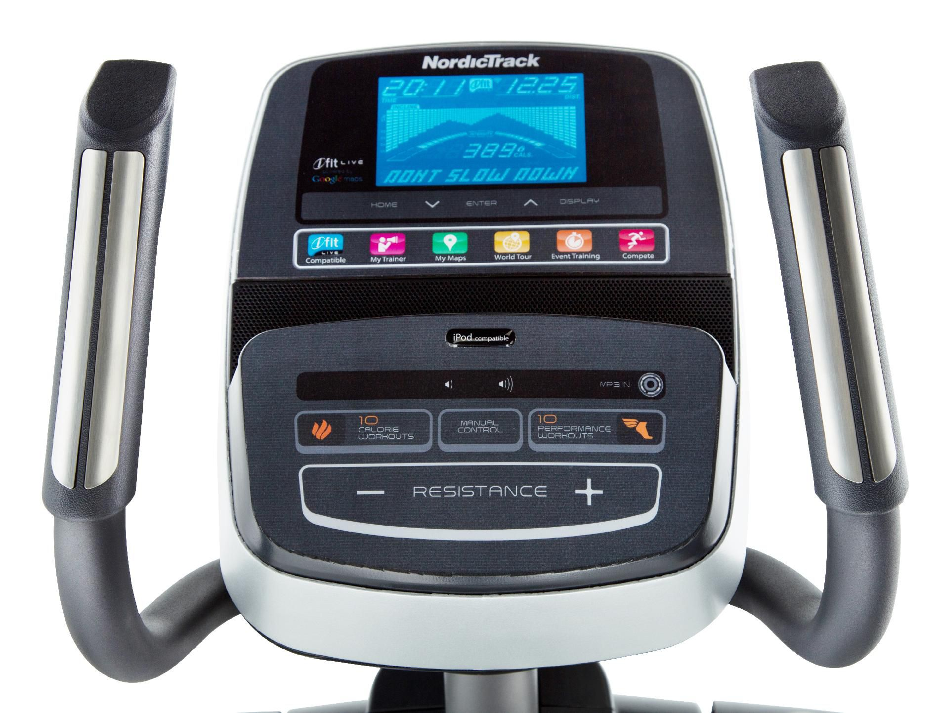 NordicTrack E5.7 Elliptical