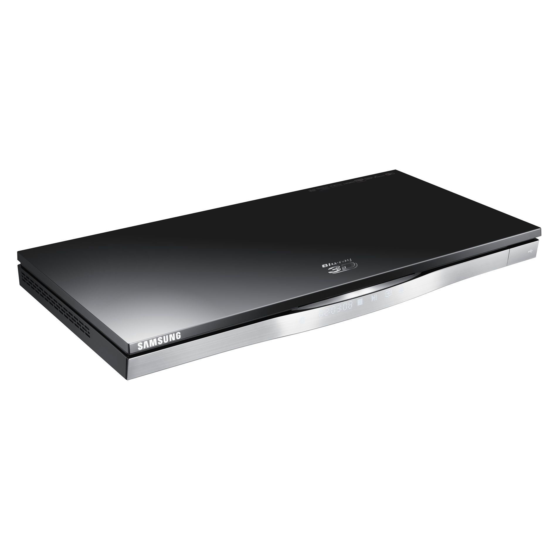 Samsung 3D Blu-ray Disc® Player BD-E6500