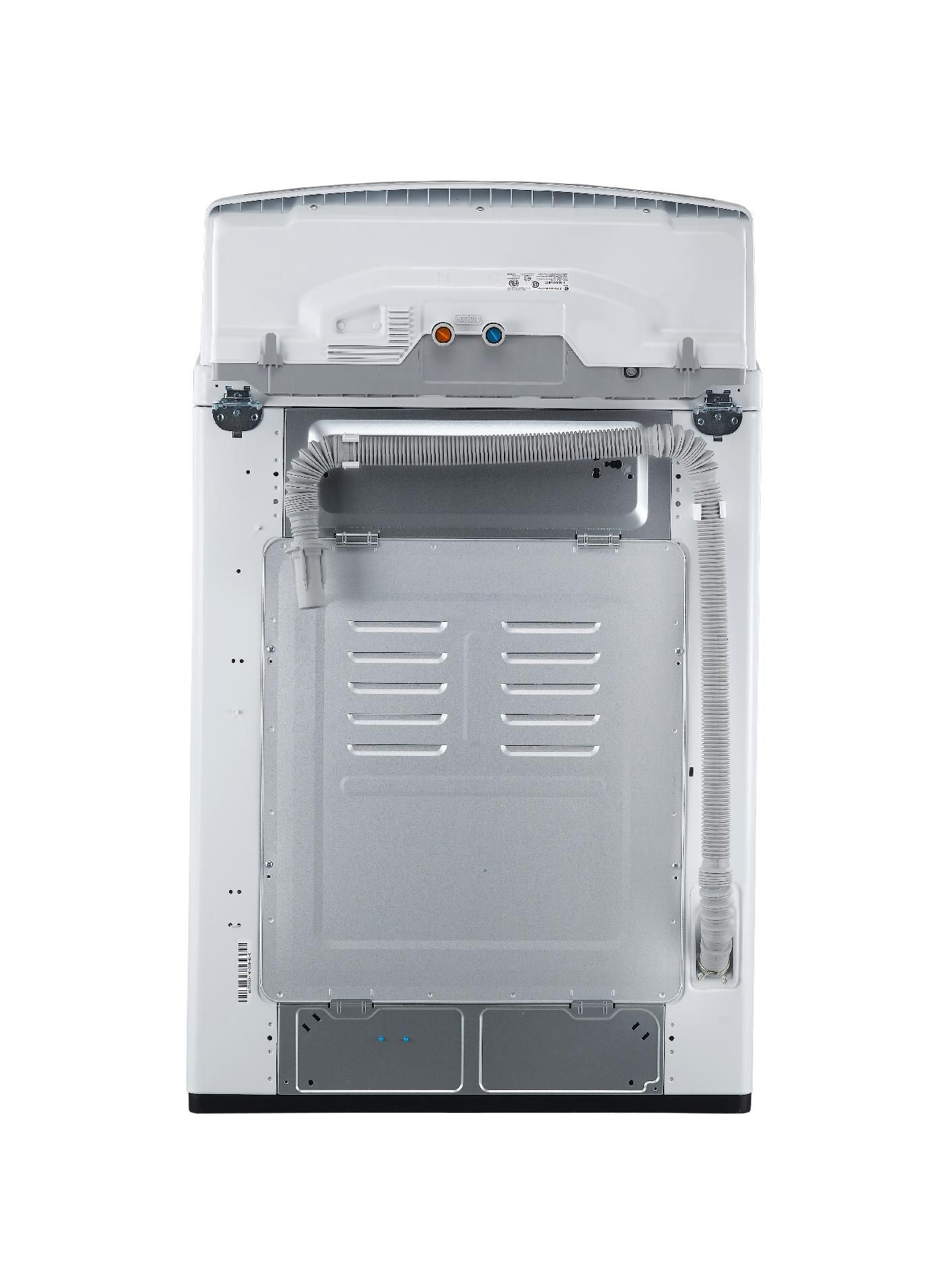 LG 4.7 cu. ft. Ultra Large Capacity High-Efficiency Top Load Washer w/ WaveForce™ - White