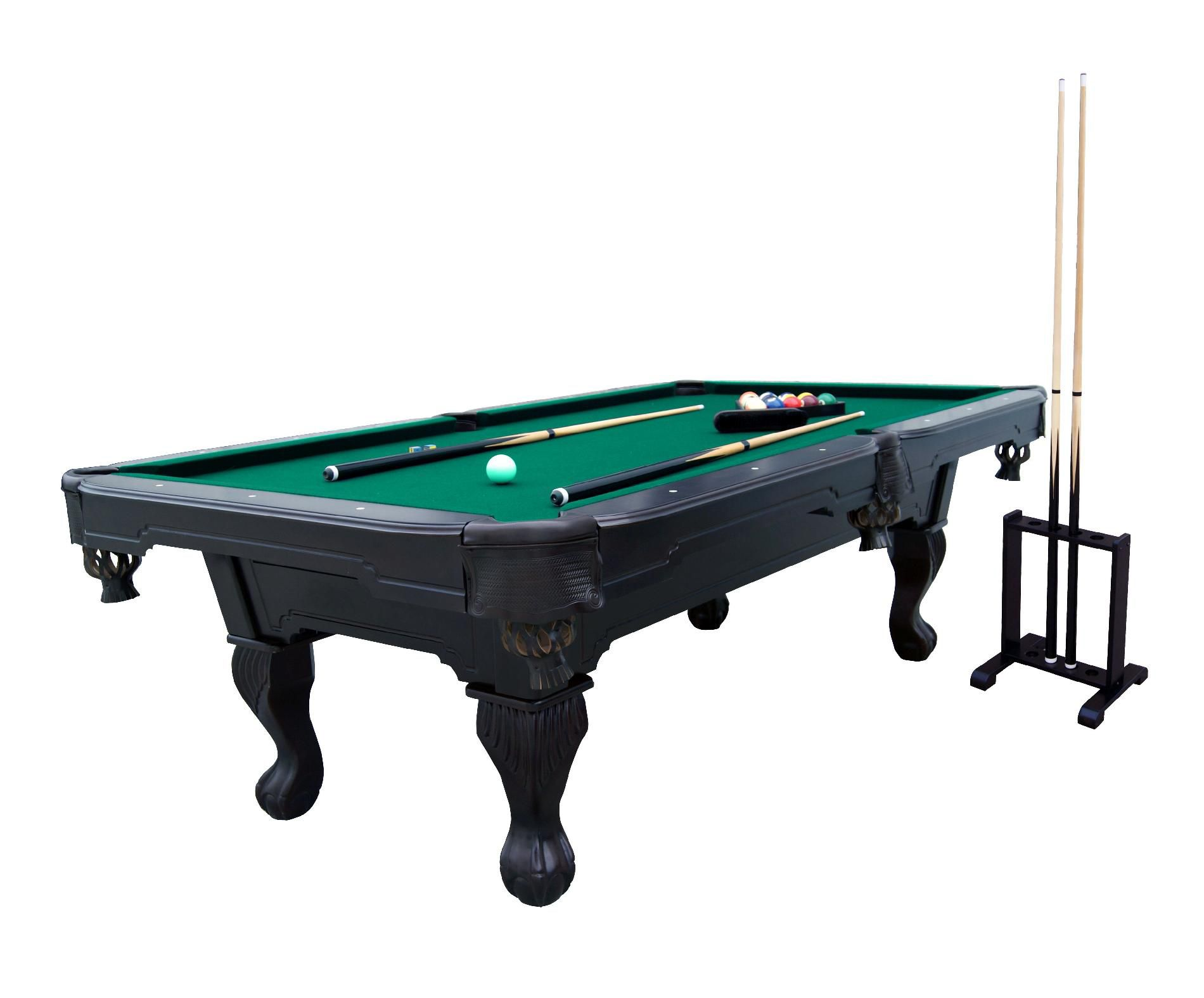 MD Sports Woodfield 8' Billiard Leg - TABLE SOLD SEPARATELY
