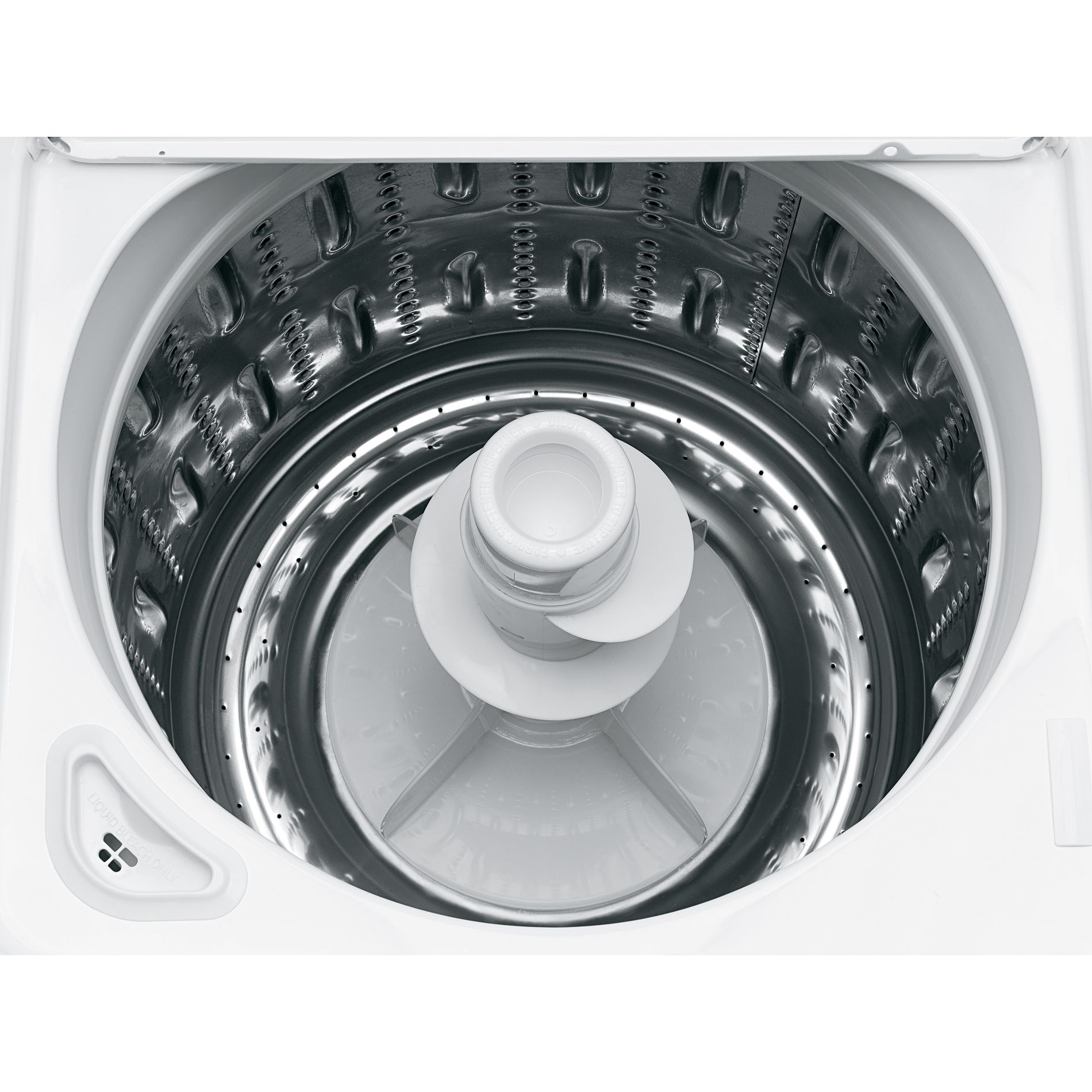 GE 3.9 cu. ft. Top Load Washer - White
