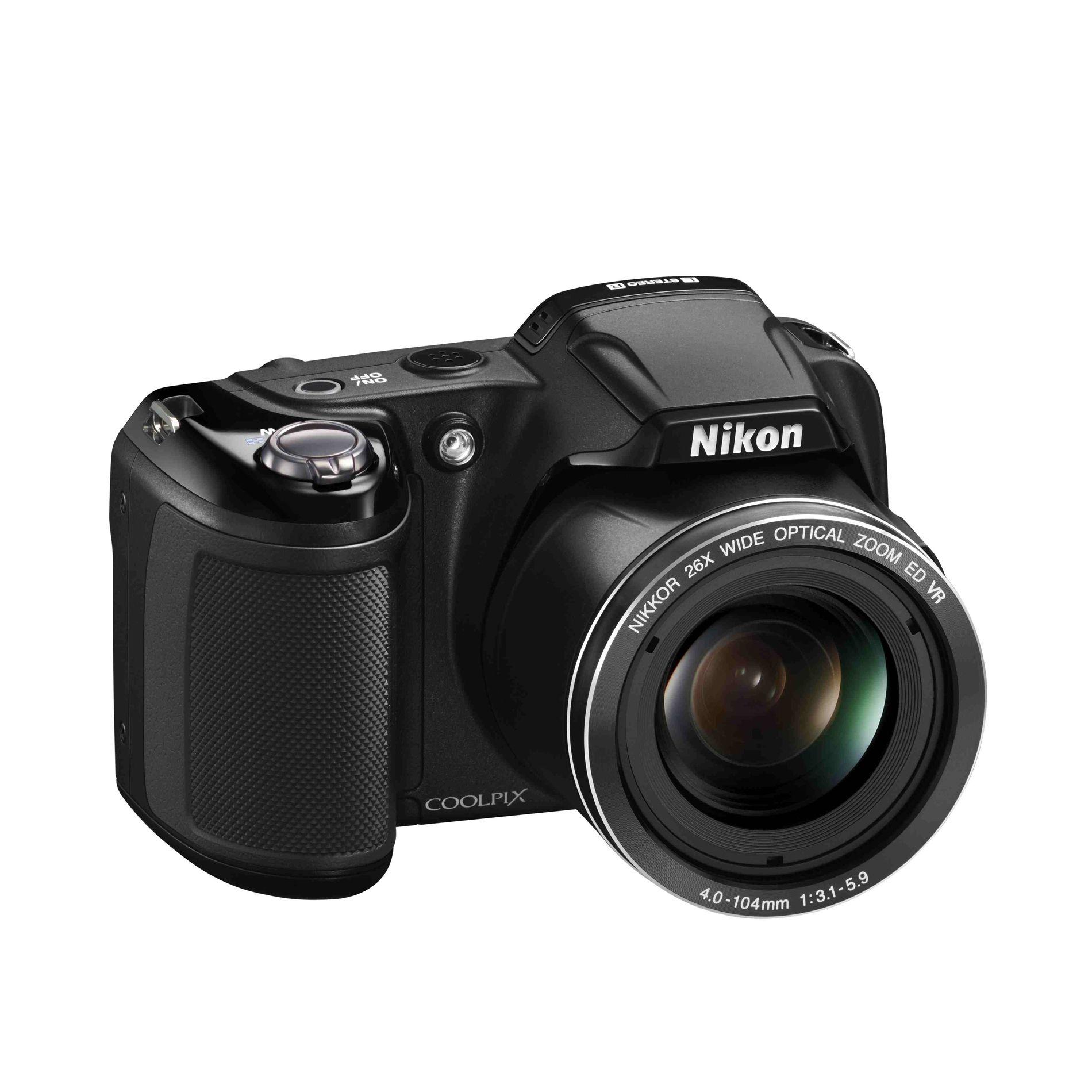 Nikon CoolPix® Digital Camera L810