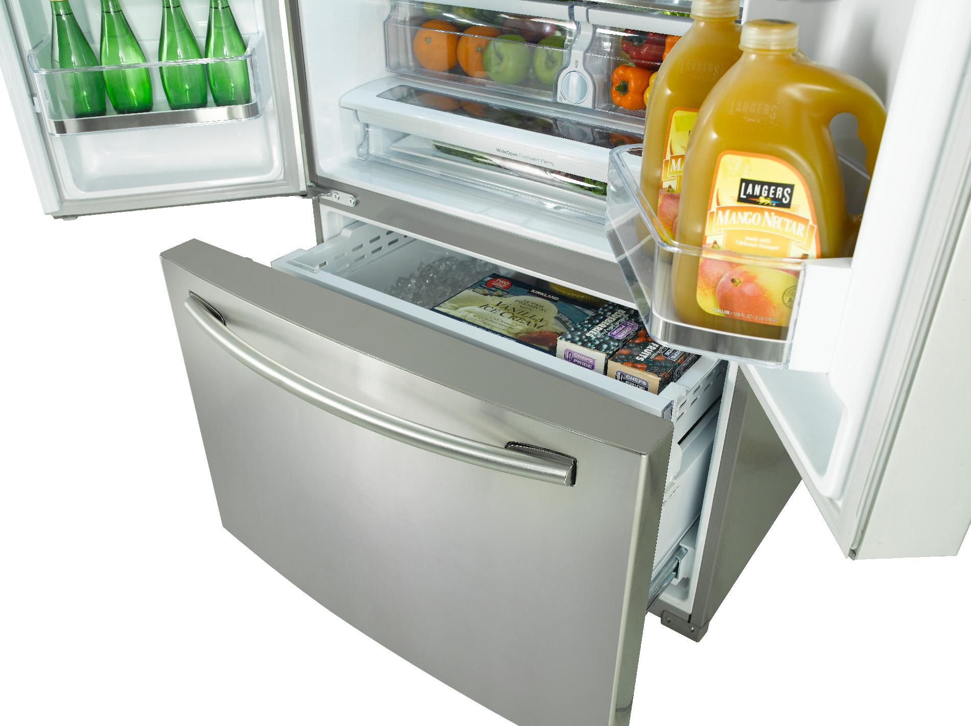 Samsung 32 cu. ft. French Door Refrigerator - Stainless Steel