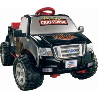 Power Wheels My First Craftsman Truck