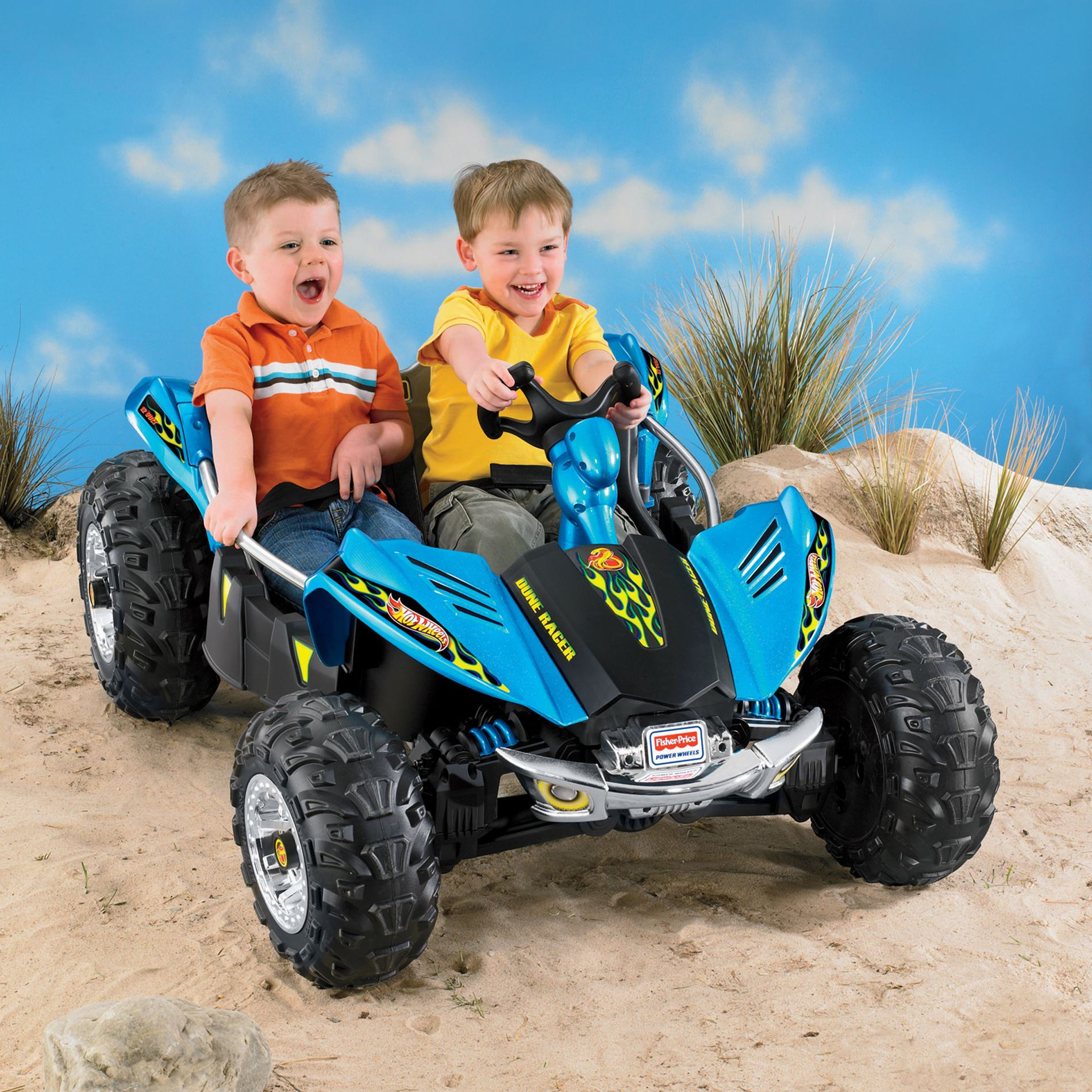 Power Wheels Hot Wheels Dune Racer