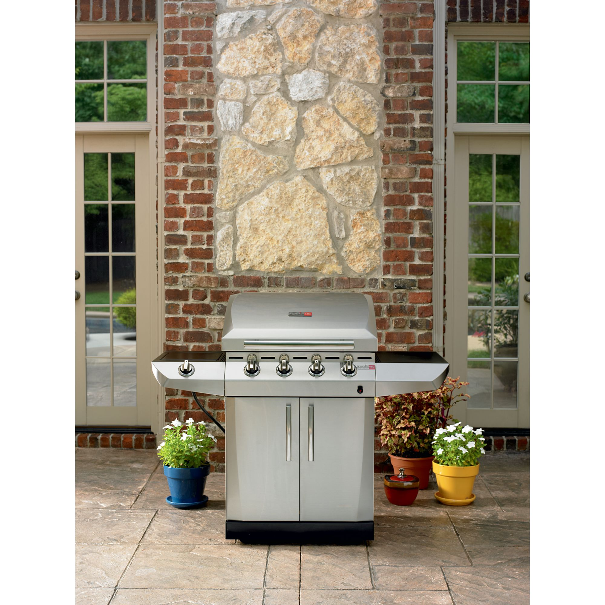 Char-Broil 4-Burner Infrared Gas Grill