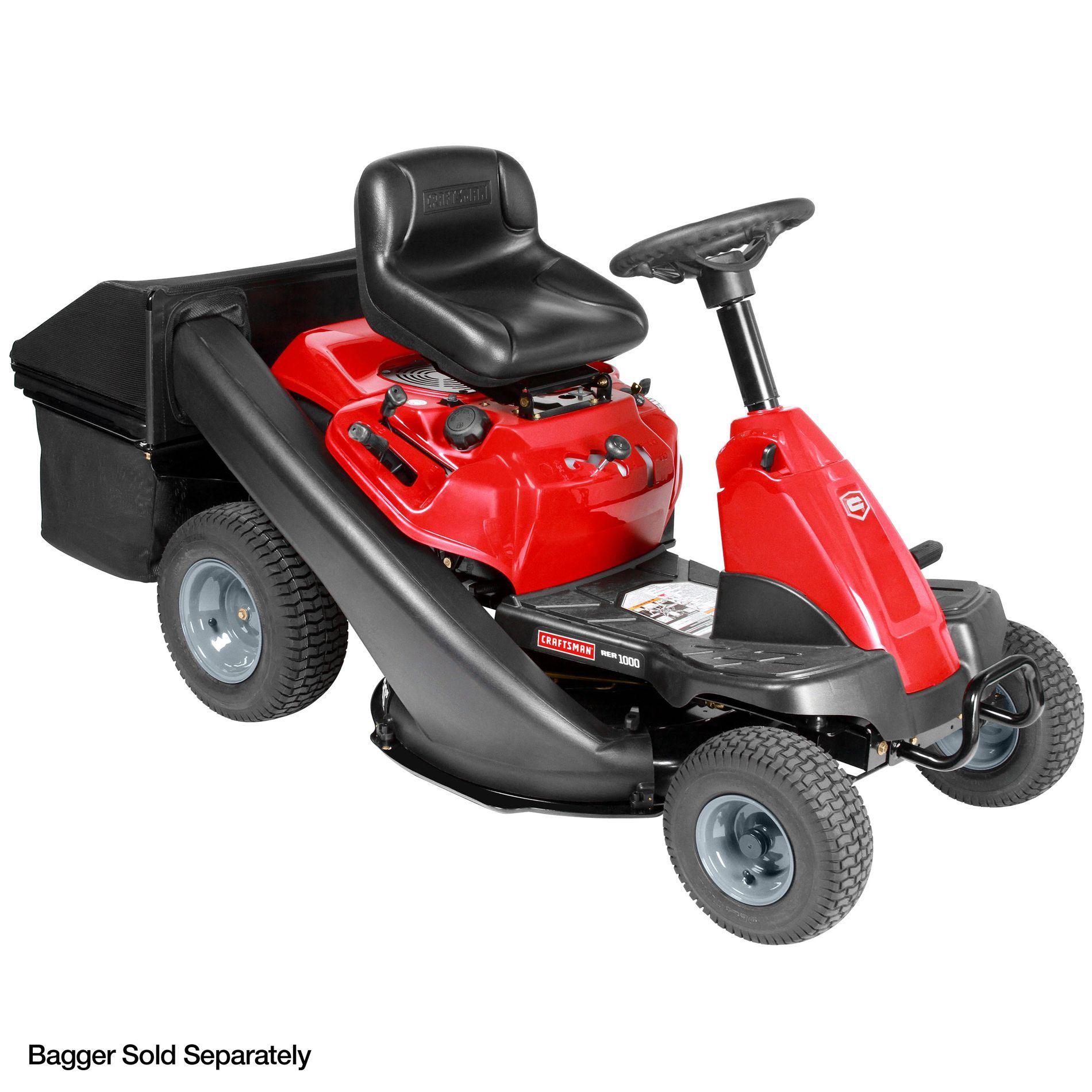 Craftsman 30 In. 420cc* 6-Speed Riding Mower Non CA