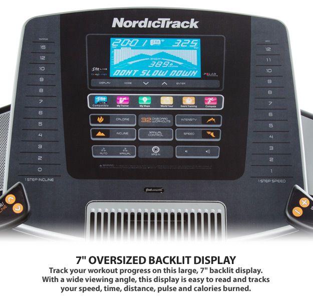 NordicTrack C 900 Pro Treadmill