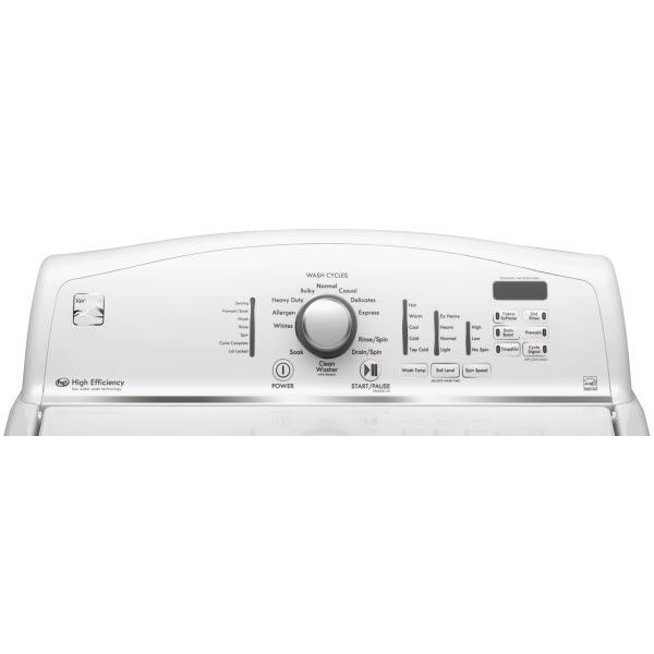 Kenmore 7.5 cu. ft. Gas Dryer- White
