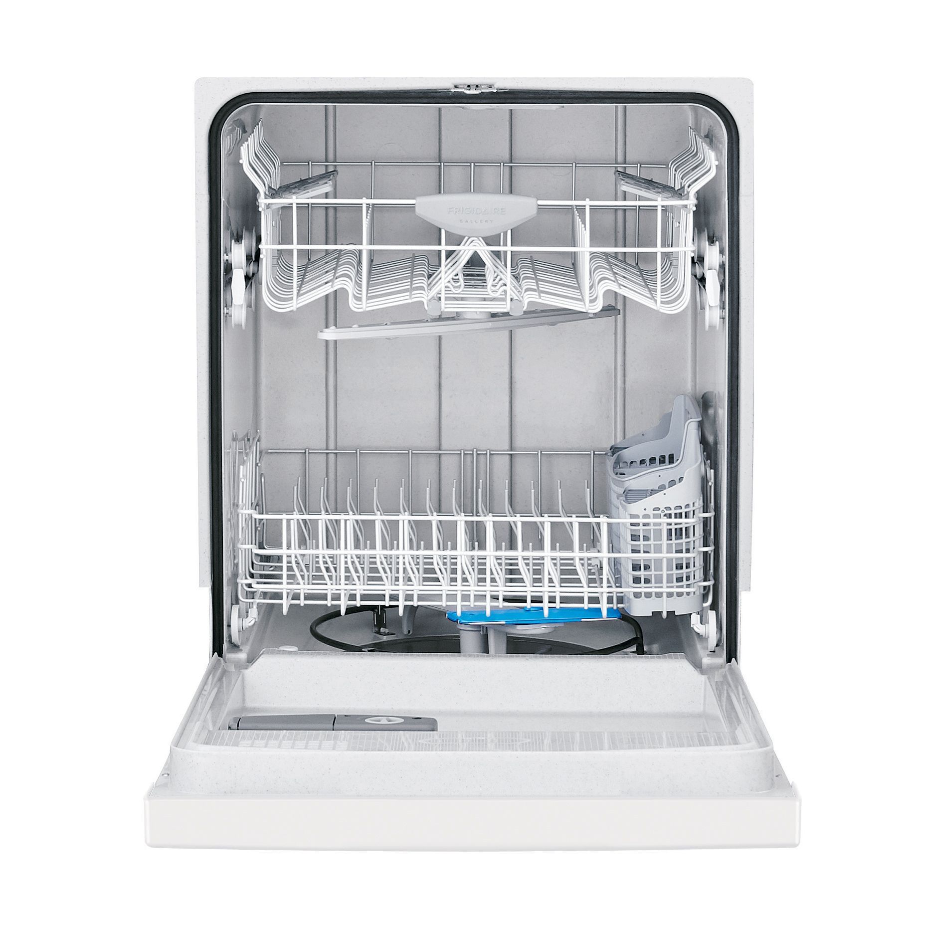 "Frigidaire FGBD2445NW 24"" White Built-In Dishwasher"