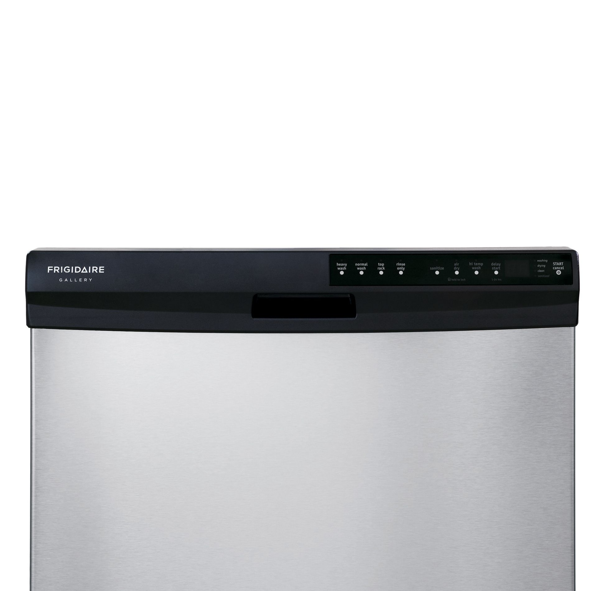 Frigidaire FGBD2445NF 24'' Built-In Dishwasher - Stainless Steel