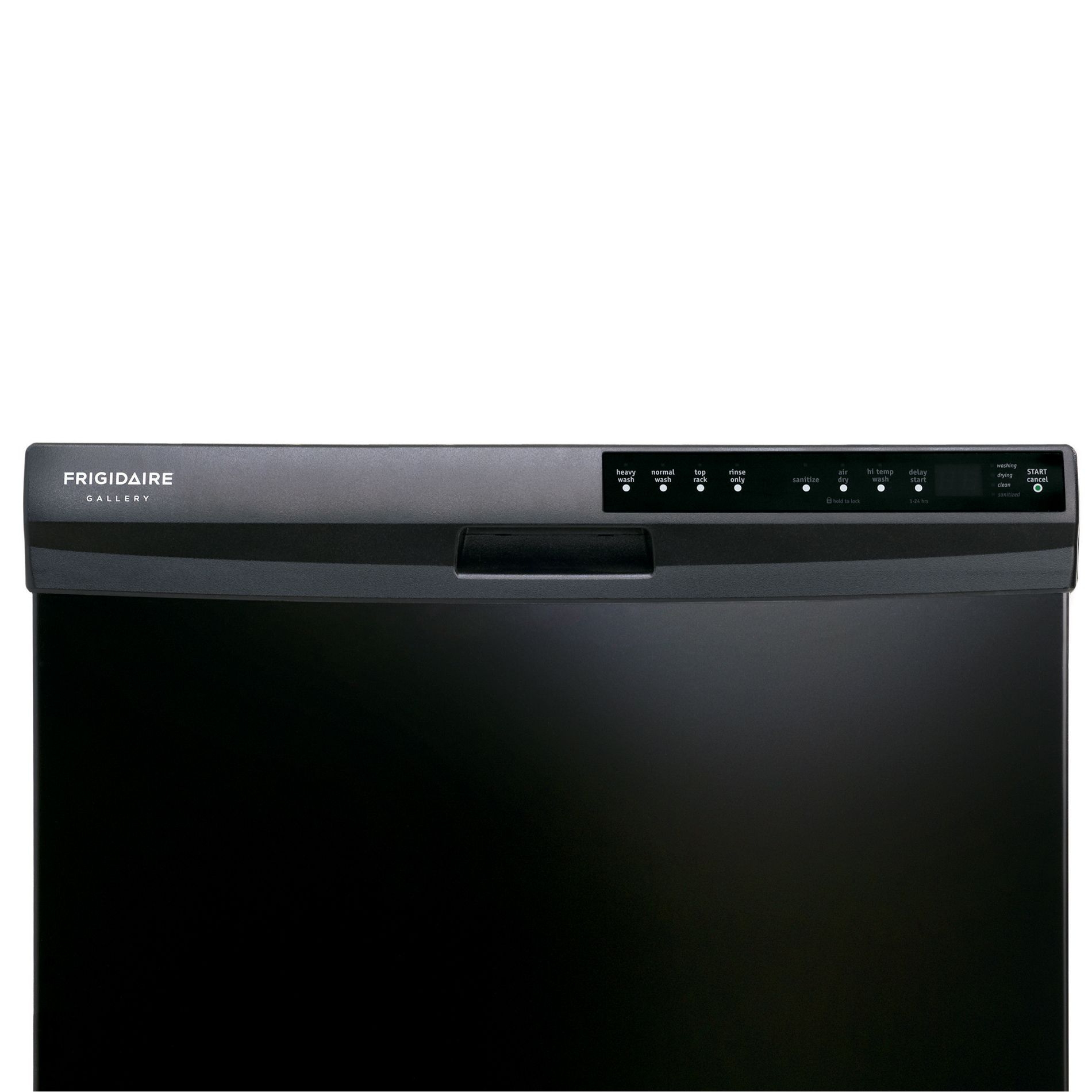 Frigidaire 24'' Built-In Dishwasher - Black