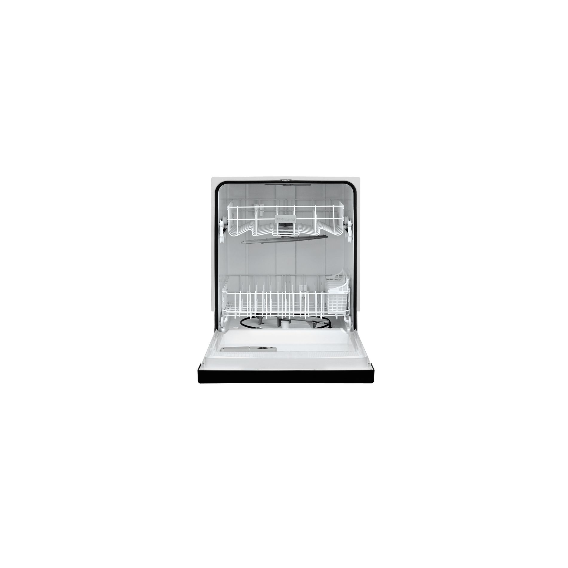 "Frigidaire 24"" Built-In Dishwasher - Black"