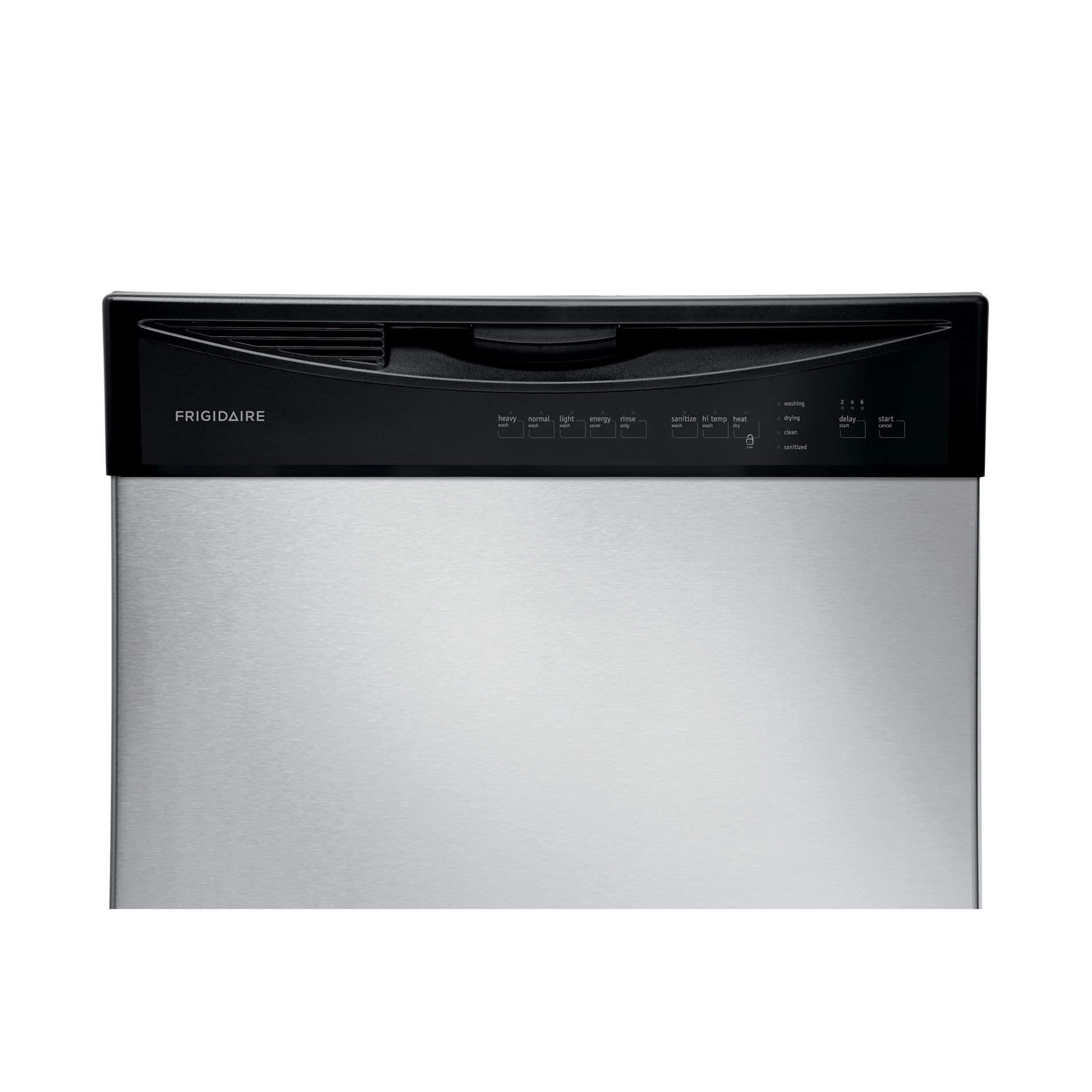 "Frigidaire FFBD2411NS 24"" Stainless Steel Built-In Dishwasher"
