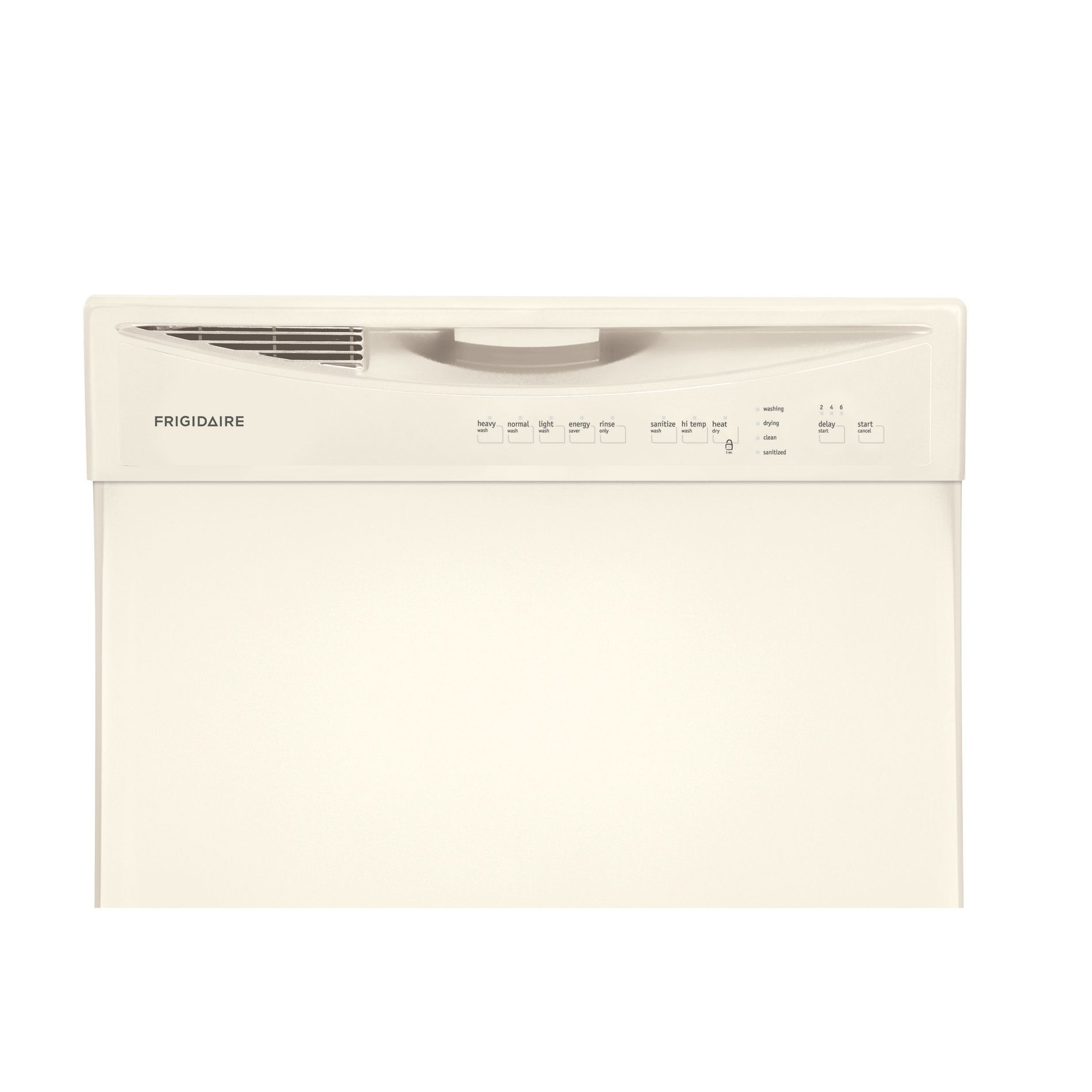"Frigidaire FFBD2411NQ 24"" Built-In Dishwasher -  Bisque"